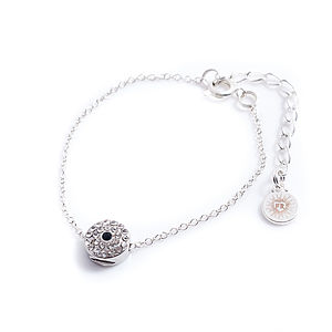 Round Eye Friendship Bracelet