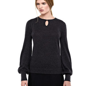 Bell Sleeve Top By Ronit Zilkha - women's fashion