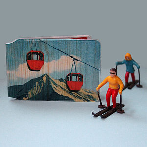 Cable Cars Travel Card Holder