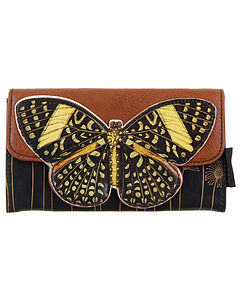 Butterfly Wallet - bags & purses