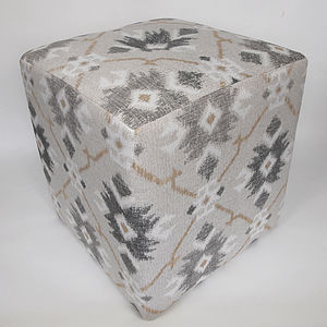 Alexis Pouffe - furniture delivered for christmas