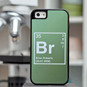 Periodic Table iPhone Case - bags & purses
