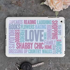 Personalised iPad Mini Case - bags & purses
