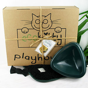 Essentials Hamper For Cats - cats
