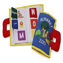 Alphabet Zoo Interactive Book