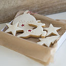 Personalised Christmas Cookie Gift Set