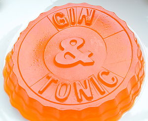 Personalised Jelly Mould - Children's Parties