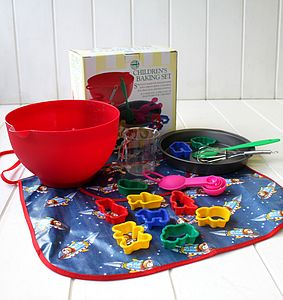 Cake Baking Set For Kids
