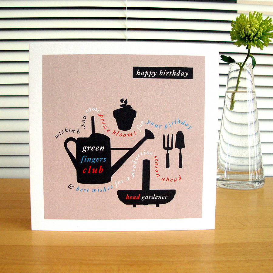 Personalised Car Boat Wine Birthday Cards By Designed
