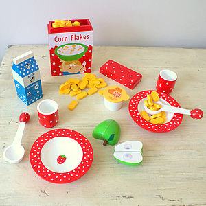 Breakfast Play Set - toys & games