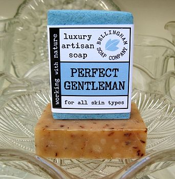 Soap For Men 'Perfect Gentleman'