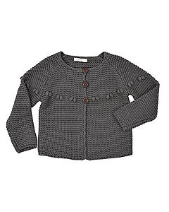 Irina Knit Cardigan - jumpers & cardigans