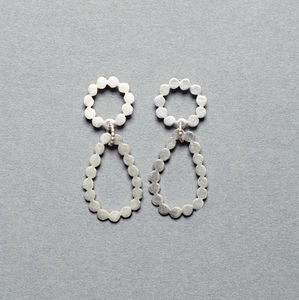 Dotty Drop Earrings
