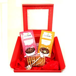 Charbrew Christmas Gift Box - teas, coffees & infusions