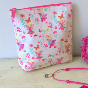 Fairy Wash Bag - children's accessories
