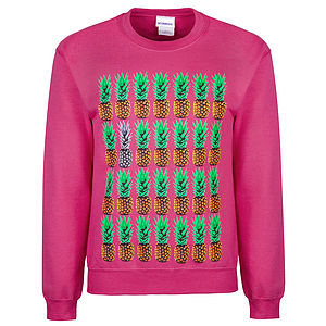 Pineapples Jumper - men's fashion