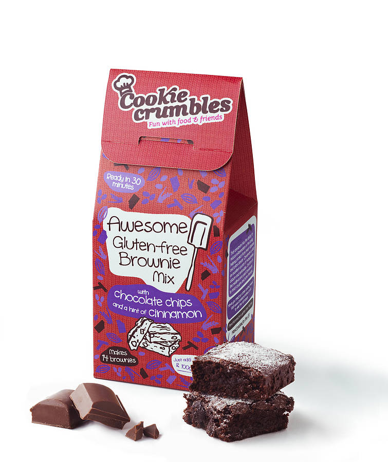Awesome Gluten Free Brownie Mix