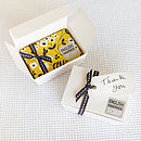Gift box example