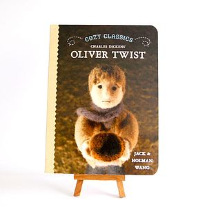 'Oliver Twist' Board Book