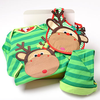 Maximillian The Moose Unisex Gift Set