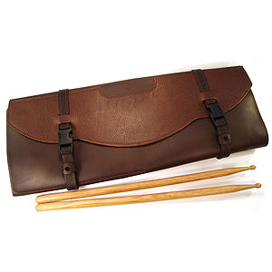 Leather Drumstick Bag - music