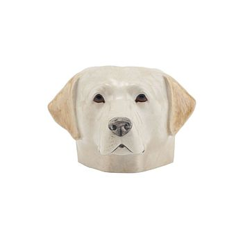Golden Labrador Ceramic Egg Cup