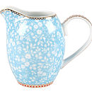 Afternoon Accessories Jug Blue