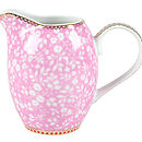 Afternoon Accessories Jug Pink