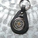 Cogs Key Ring