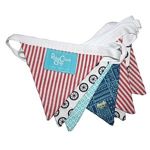 Mini Bunting Flags - children's parties
