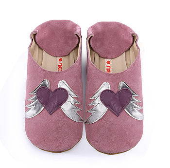 Angel Rose Shoes, Slippers