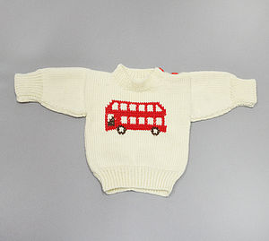 Bus Jumper - babies' jumpers