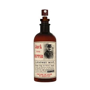 Jack The Ripper Lavatory Mist - washing & bathing