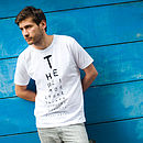 Men's 'More To Me' T Shirt
