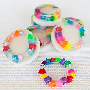 Handmade Bracelet Soap Bar