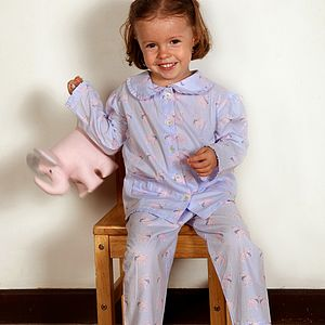 Dog Frill Collar Pyjama - clothing