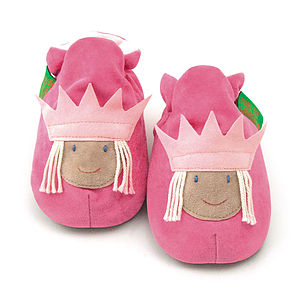 Princess Soft Baby Shoes - shoes & footwear