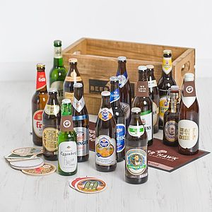 15 Brilliant German Beers - boxes & hampers