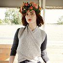 Chelsea Waistcoat Knitting Kit