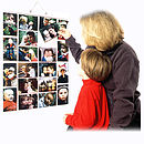 Hanging Photo Gallery Saver Pack Of Three For 40 Photos
