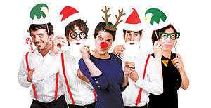 Xmas Photo Booth - christmas parties & entertaining