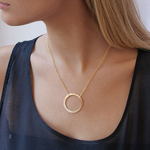 Beyond Infinity Necklace