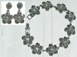 Marcasite Jewellery Set - jewellery sets