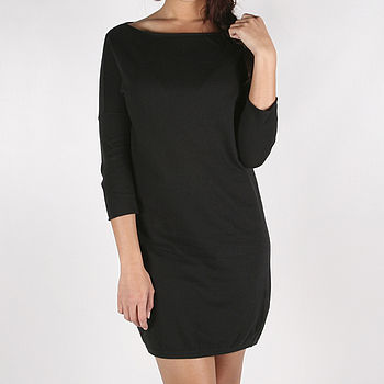 Silk Mix Knitted Dress
