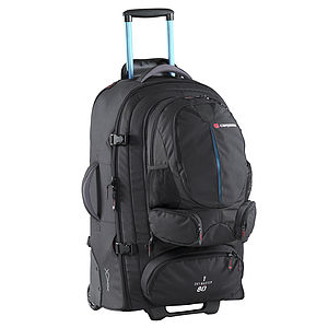 Sky Master 80 Travel Backpack With Wheels - bags & purses