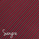 Sangre Dark Red Scarf - On