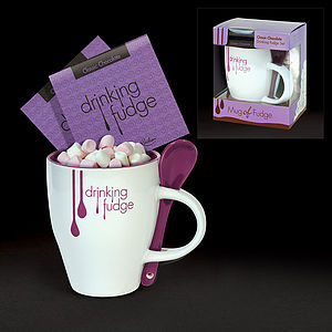 Mug O Fudge Classic Chocolate - christmas