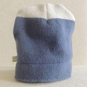 Lambswool Baby Beanie Hat
