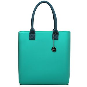 Silicone Handbag Bahia Emerald Edition - brand new sellers