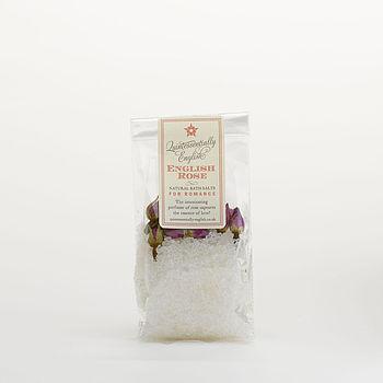 English Rose Bath Salts